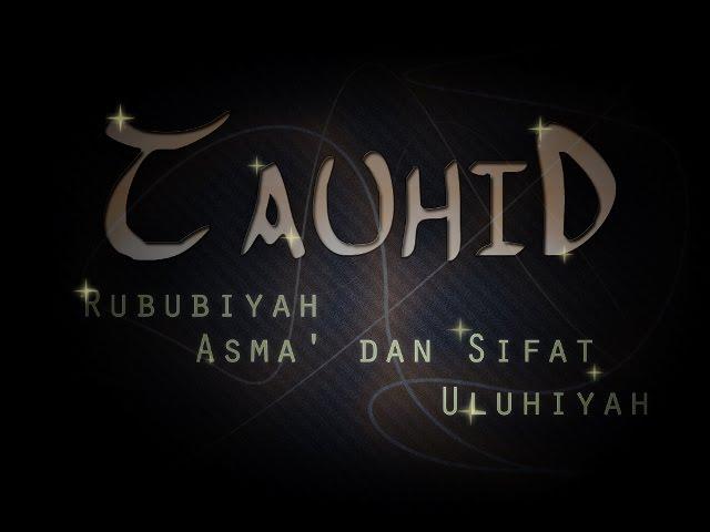 Manhaj Salaf Wallpaper Pembagian Tauhid – Rububiyah